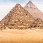 7 Merveilles du Monde - Pyramides de Gyseh