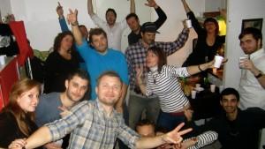 cyril delon - soirée appart - 2012